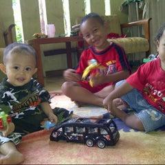 Photo taken at Bukit Waringin, Bjnggede, Bogor by Den S. on 1/12/2014