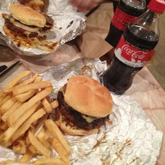 Photo taken at Ray's Hell Burger by Stefano B. on 12/16/2012