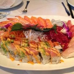 Photo taken at Aja Restaurant & Bar by Elsa on 6/5/2013