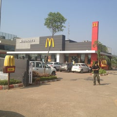 Photo taken at McDonalds - Drive Thru by Nikhil C. on 6/1/2013