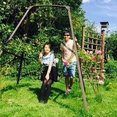 Photo taken at Devonshire Green by Gody W. on 8/6/2015