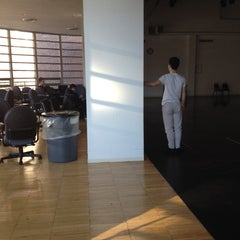 Photo taken at Paul Taylor Dance Company by Latra W. on 3/21/2014