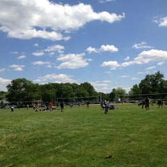Photo taken at McCullough Field (Laurel) by Mary T. on 5/25/2013