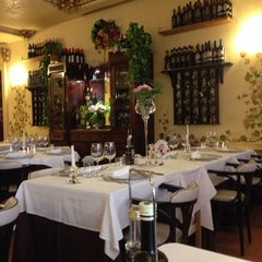 Photo taken at Ristorante Torcolo by Ozlm A. on 10/19/2013