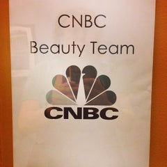 Photo taken at CNBC Headquarters by Renée S. on 5/12/2015