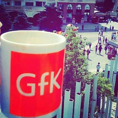 Photo taken at GfK / ГфК by Gabi A. on 6/26/2015