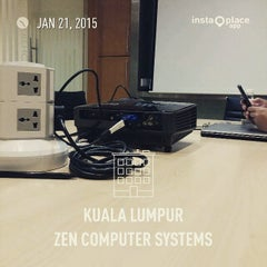Photo taken at Cheras Business Centre by Suhaime R. on 1/21/2015
