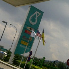 Photo taken at Petronas R&R Seremban (Utara) PLUS Highway. by sevenspirits 7. on 4/2/2013