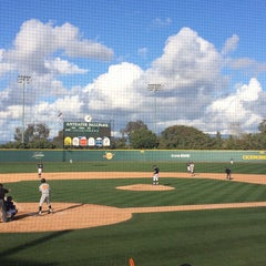 Photo taken at Anteater Ballpark - Cicerone Field by Courtney M. on 3/1/2015