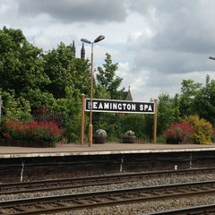 Photo taken at Leamington Spa Railway Station (LMS) by Grant S. on 6/16/2013