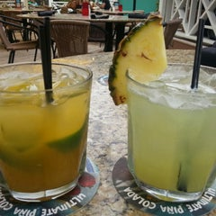 Photo taken at Bahama Breeze by Amanda G. on 3/17/2013
