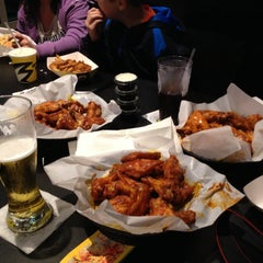 Photo taken at Buffalo Wild Wings by Björn F. on 4/19/2013