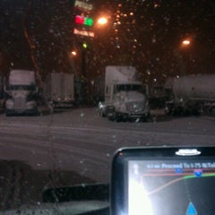 Photo taken at Petro Stopping Center by Peter M. on 12/29/2012