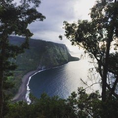Photo taken at Waipiʻo Valley by Sergio V. on 6/29/2015