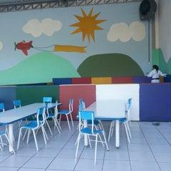 Photo taken at Colegio Alfa CEM Bilingue by Newton G. on 11/22/2012