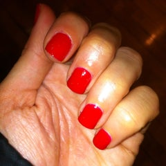 Photo taken at Zen Nail And Spa by Luisa M. on 4/7/2015