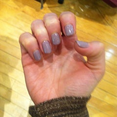 Photo taken at Zen Nail And Spa by Luisa M. on 12/12/2014