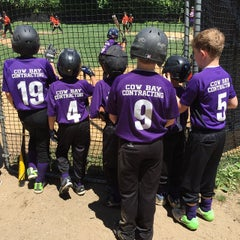Photo taken at Forest Hills Little League Fields by Basil K. on 6/13/2015