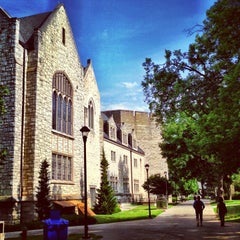 Photo taken at Kansas State University by Michael E. on 6/13/2013
