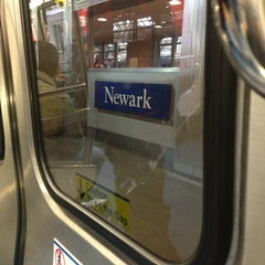 Photo taken at Newark PATH Station by François S. on 12/23/2012