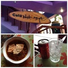Photo taken at Cafe Nhật Nguyệt by Terpin N. on 2/3/2013