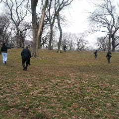 Photo taken at The Great Hill by Duke A. on 1/13/2013