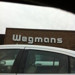 Photo taken at Wegmans by Foxy E on 12/20/2012