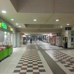 Photo taken at Bahnhof Hamm (Westfalen) by Marco on 2/18/2013