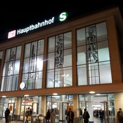 Photo taken at Dortmund Hauptbahnhof by Marco on 11/9/2012