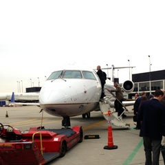 Photo taken at Gate F8 by JR S. on 10/22/2012