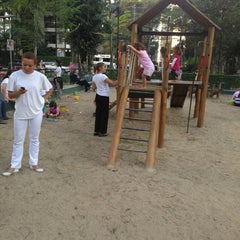 Photo taken at Playground by Gabriela R. on 8/7/2013
