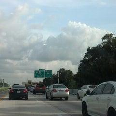 Photo taken at I-75 by Ashley M. on 7/24/2013