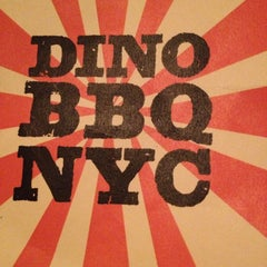 Photo taken at Dinosaur Bar-B-Que by alfonzo y. on 7/28/2013
