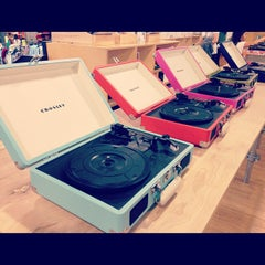 Photo taken at Urban Outfitters by Allie A. on 8/4/2013