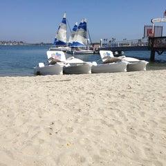 Photo taken at Catamaran Resort Hotel and Spa by Cynthia G. on 5/30/2013
