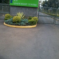 Photo taken at KCB Leadership Centre, Karen by Tatt E. on 9/8/2013