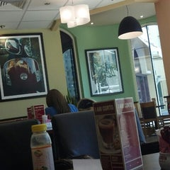 Photo taken at Costa Coffee by Miguel S. on 2/23/2013