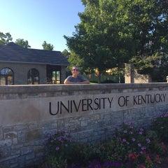 Photo taken at University of Kentucky by Chris E. on 6/28/2015