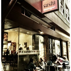 Photo taken at Sushi Monger by Victor R. on 3/14/2013