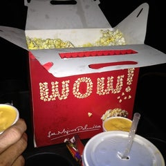 Photo taken at Cinemex Mirador by Espe V. on 10/24/2012