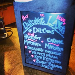 Photo taken at Starbucks by Kelly D. on 3/8/2013