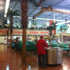 Photo taken at Vallarta Supermarkets by Haleja M. on 7/22/2013