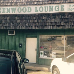 Photo taken at The Greenwood Lounge by Lisa on 7/18/2015