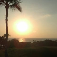 Photo taken at Mauna Kea Beach Resort by Annie M. on 4/25/2013