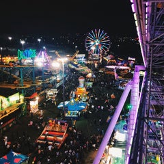 Photo taken at State Fair Meadowlands by Jackii S. on 7/9/2014