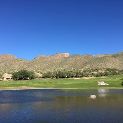 Photo taken at Arizona National Golf Club by Shannon B. on 11/7/2014