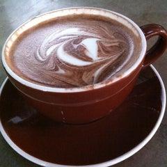 Photo taken at SOMA chocolatemaker by Kristie N. on 11/16/2012
