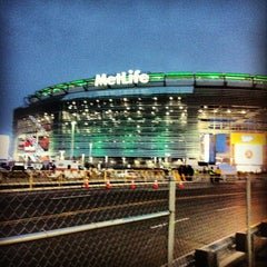 Photo taken at MetLife Stadium by Victoria B. on 12/22/2012