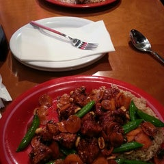 Photo taken at Pei Wei by Pete M. on 2/23/2013