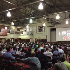 Photo taken at St Peter's Preparatory School by Joe G. on 4/25/2014